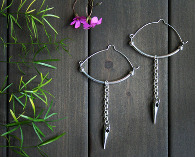 Dex Earrings - Nea - 1