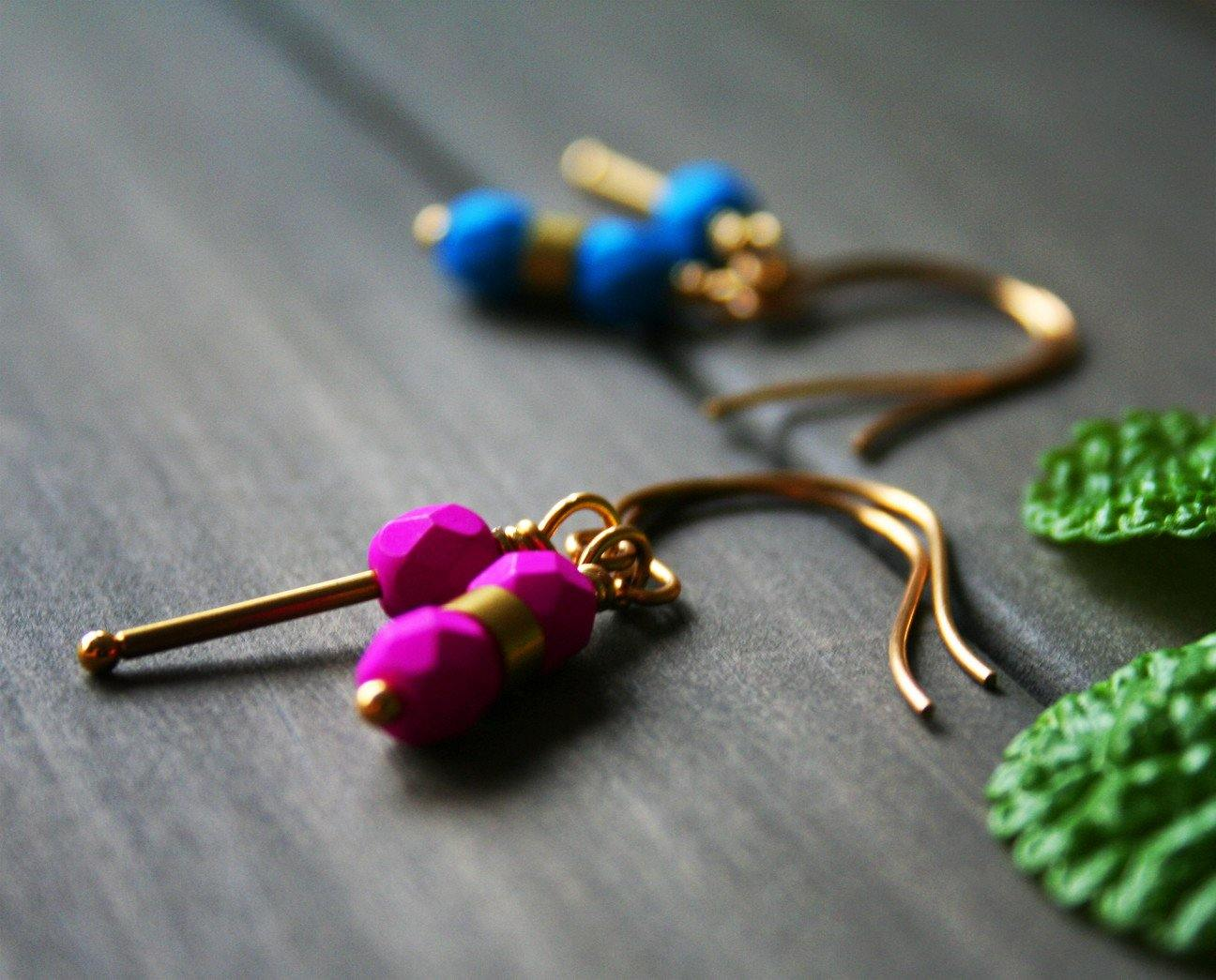 Beatrice Earrings - Nea - 4