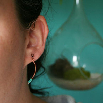 Una Earrings - Nea - 4