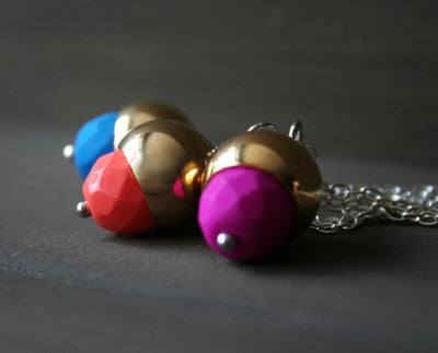 LAST CHANCE Autumn Necklace - Nea - 2