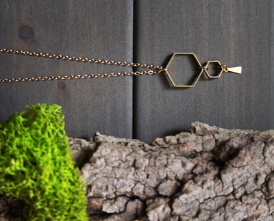 Ruche Necklace - Nea - 1