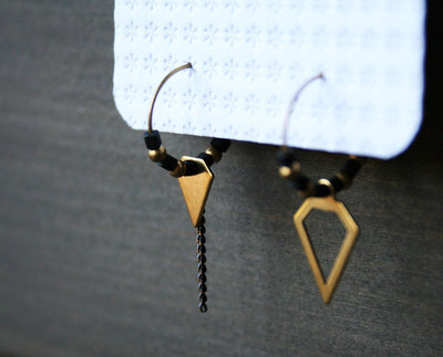 Dusk Earrings - Nea - 1