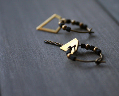 Dusk Earrings - Nea - 2