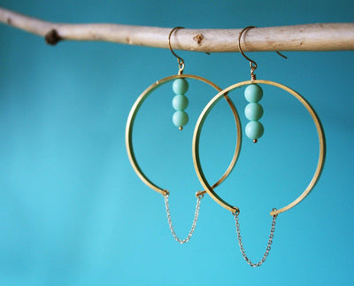 Nubia Earrings - Nea - 4
