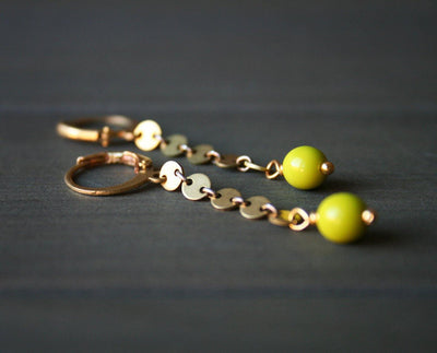 Olga Earrings - Nea - 1