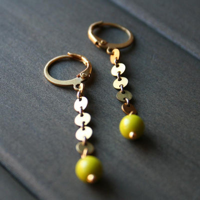 Olga Earrings - Nea - 4