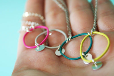 Topo Necklace 4 · Pink - Nea - 5