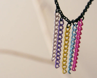 LAST ONE Colori Necklace - Nea - 4
