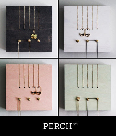 PERCH no.1 Black+Pink