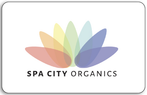 Spa City Organics Gift Card