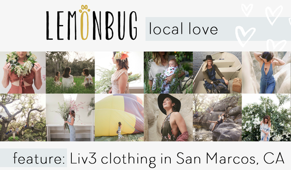 Local Love: Featuring Liv3 Clothing