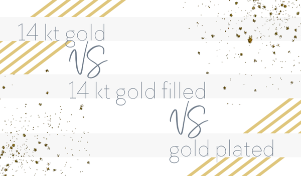 Good as (Solid) Gold: Plated vs Gold-Filled vs Solid-Gold