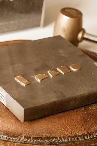 brass stamping blanks