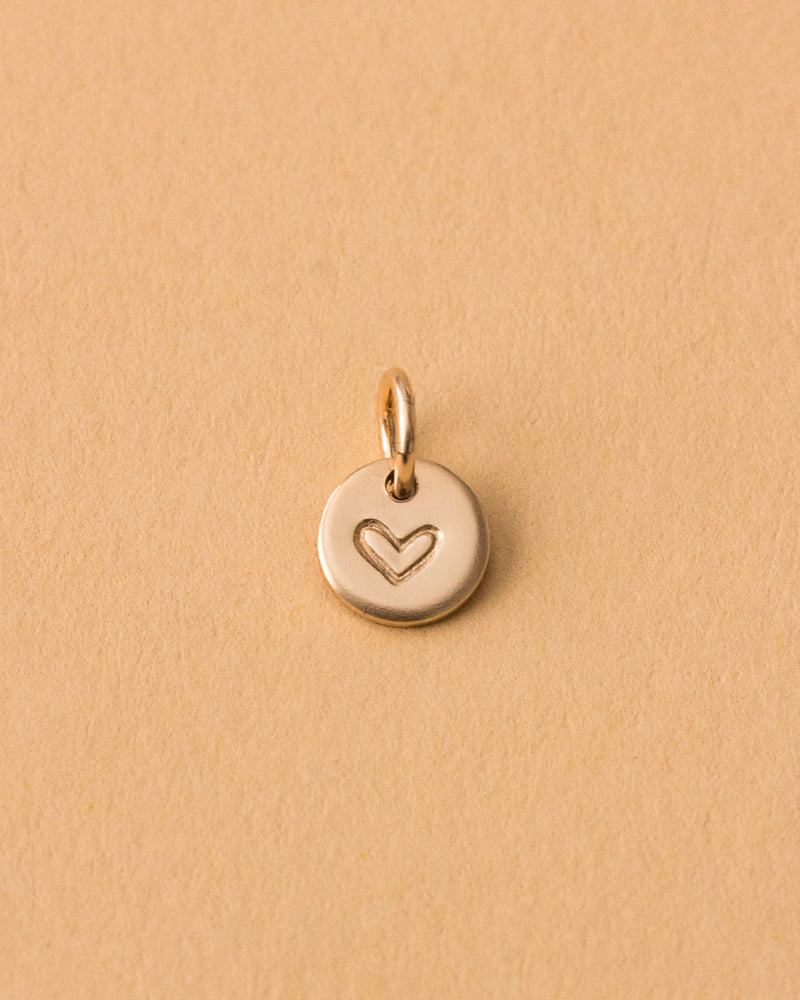 Heart (Large) Mini Charm