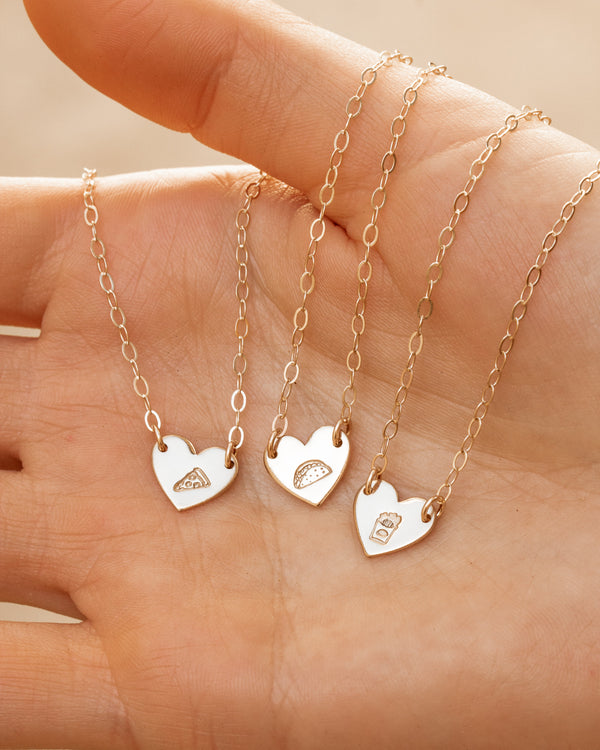 Love Tacos Necklace