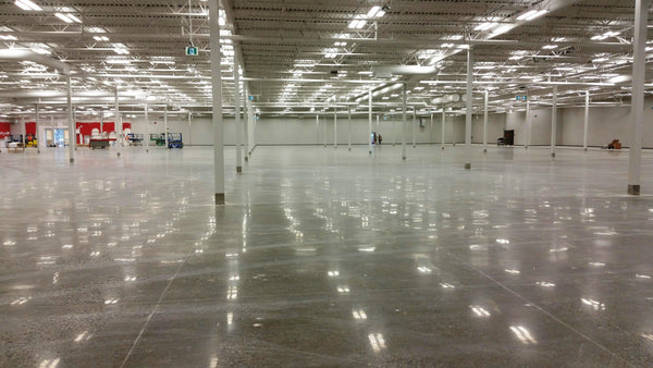 Star Diamond Tools and Applied Coating and Restoration Concrete Floor