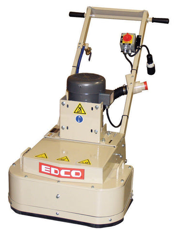 EDCO Dual-Disc Concrete Floor Grinder - Star Diamond Tools Inc. - 1