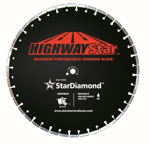 Highway Star Asphalt - Star Diamond Tools Inc.