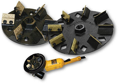 Diamabrush Coating Removal Tooling - Star Diamond Tools Inc.