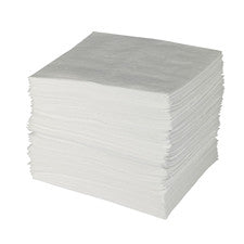 Oil Spill Pads - White