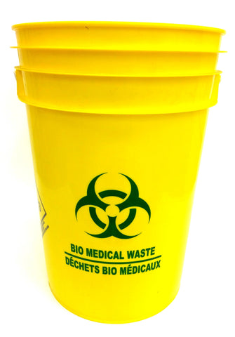 Pathological Waste Pail