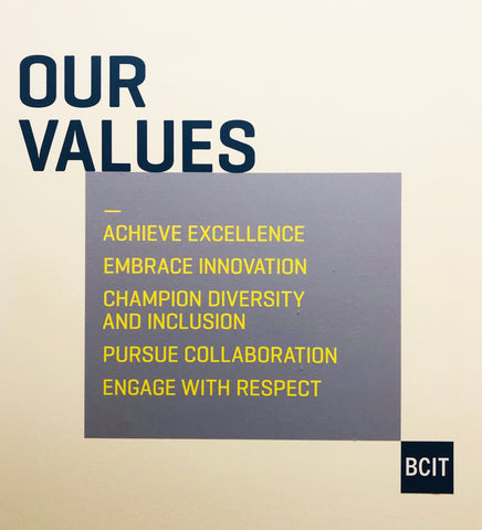 BCIT Value Decals
