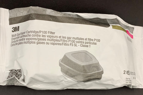 Reuseable  Respirator Cartridge