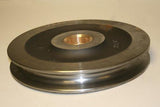 "Pulley / Sheave - 12"" W/2"" Bronze Bushed Center"
