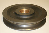 Dragon 245-6100 10 inch Pulley - Roll Off Trailer Parts