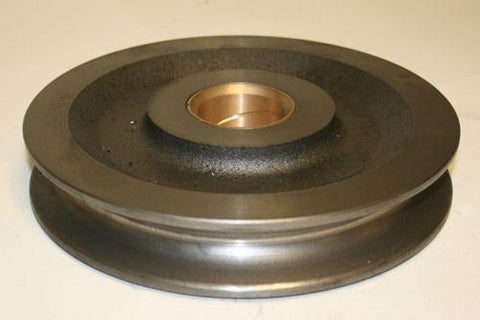 G&H Manufacturing 10 inch Sheave - Roll Off Trailer Parts