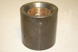 Bronze Bushed Roller - 4 inch with Grease Grooves for longer life - Roll Off Trailer Parts