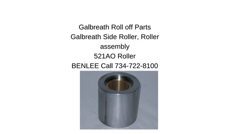 Galbreath 521AO - Side Roller