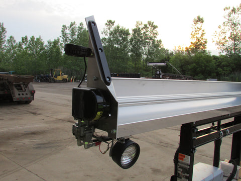 Tarp Gantry LED Lights w/weatherproof toggle switch