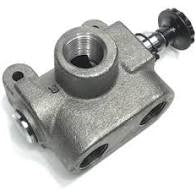 Gresen S-100 1 inch Ported Manual Diverter Valve - Roll Off Trailer Parts