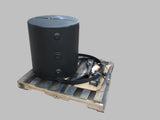 Tank - 80 Gallon Round Hydraulic Tank - Roll Off Trailer Parts