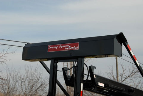 BENLEE Tarp - Complete System - Roll Off Trailer Parts