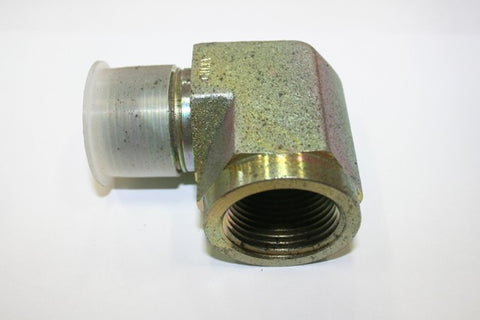 Hydraulic Fitting - Street Elbow - Roll Off Trailer Parts