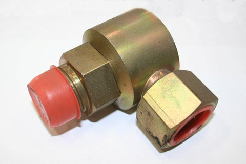 Hydraulic Fitting - Heavy Duty Banjo Type - Roll Off Trailer Parts