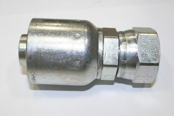 Parker Hydraulic Fitting Hose Crimp Fitting Roll Off Parts