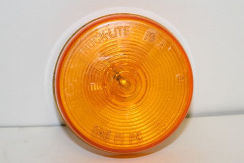 Yellow Marker Light - 2.5""
