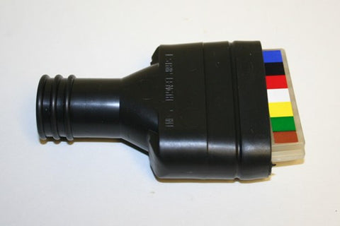 "Electrical Connector - 1/2"" ID - 7 Way"