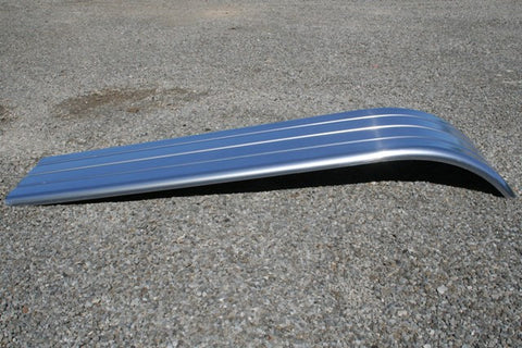 Aluminum Fender - Drop Deck Front