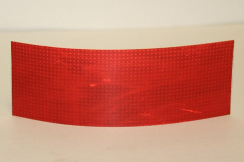 "Reflective Tape - 2"" Red Roll of 150'"