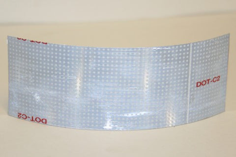 "Reflective Tape - 2"" White Roll of 150'"