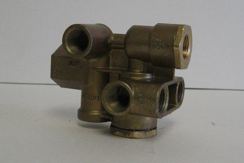 WABCO ABS Valve - Emergency Relay Valve - Roll Off Trailer Parts
