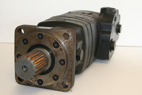 TULSA WINCH Motor - H75 2 Speed - Roll Off Trailer Parts