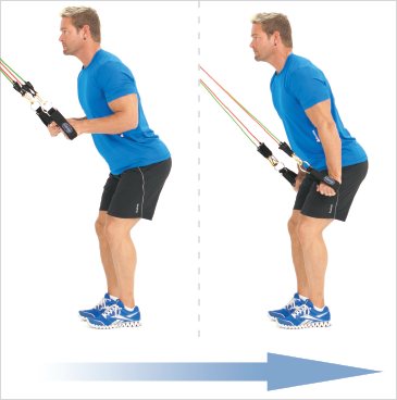 Standing Triceps Extensions