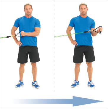 Rotator Cuff External Rotation (Side)