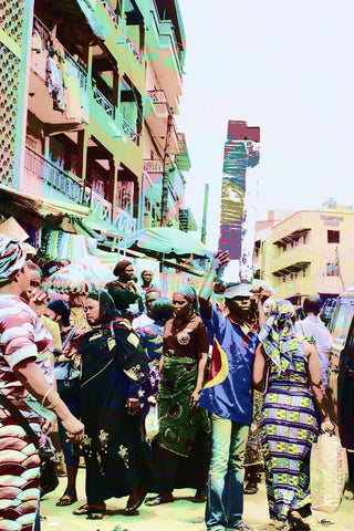 Balogun Market Colour Original