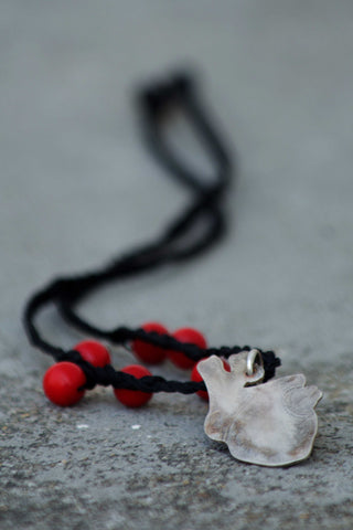 Carry My Heart Necklace